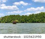 krabi thailand 4 feb 2018 ... | Shutterstock . vector #1025621950