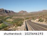 River Road And The Rio Grande...