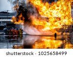 Firefighter Training.  Fireman...