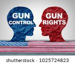 Gun Debate As The Right To...