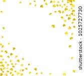 shamrock background for saint... | Shutterstock .eps vector #1025727730