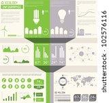 ecology info graphics... | Shutterstock .eps vector #102576116
