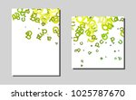 light green  redvector layout...