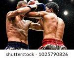Selective Focus The Muay Thai...