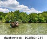 krabi thailand 4 feb 2018 ... | Shutterstock . vector #1025834254