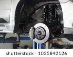 car service   mechanic... | Shutterstock . vector #1025842126