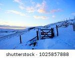 peak district  derbyshire  uk.... | Shutterstock . vector #1025857888
