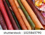 armenian sweetness yummy | Shutterstock . vector #1025865790