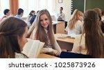 Students Communicate Between...