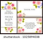 vintage delicate invitation...   Shutterstock . vector #1025894038