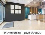 hotel reception desk  reception ... | Shutterstock . vector #1025904820