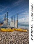 playa paraiso  mexico  ... | Shutterstock . vector #1025908600