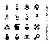 icons chemistry. vector dna ... | Shutterstock .eps vector #1025930398