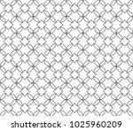 seamless ornamental vector... | Shutterstock .eps vector #1025960209