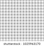 seamless vector pattern in... | Shutterstock .eps vector #1025963170