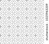 seamless vector pattern in... | Shutterstock .eps vector #1025963209