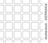 seamless vector pattern in... | Shutterstock .eps vector #1025963416