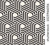 vector seamless abstract...   Shutterstock .eps vector #1025966056