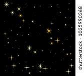 night stars pattern vector... | Shutterstock .eps vector #1025990368