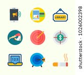 icons about lifestyle with... | Shutterstock .eps vector #1026002398