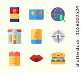 icons about lifestyle with... | Shutterstock .eps vector #1026002524