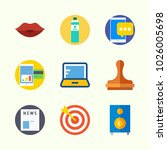 icons about lifestyle with... | Shutterstock .eps vector #1026005698