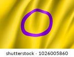 intersexual symbol people ...   Shutterstock .eps vector #1026005860