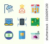 icons about lifestyle with... | Shutterstock .eps vector #1026009130