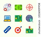 icons about lifestyle with... | Shutterstock .eps vector #1026009958