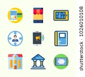 icons about lifestyle with... | Shutterstock .eps vector #1026010108
