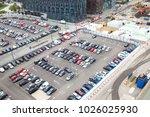 london england  oct 12   ... | Shutterstock . vector #1026025930