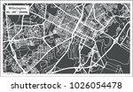 wilmington usa city map in...   Shutterstock .eps vector #1026054478