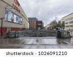 copenhagen  denmark   june 21 ... | Shutterstock . vector #1026091210