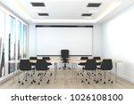 office business   beautiful... | Shutterstock . vector #1026108100