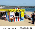 weymouth  dorset  uk. september ... | Shutterstock . vector #1026109654