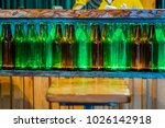 Bar Counter. Decorated With A...