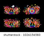 colorful t shirt prints... | Shutterstock . vector #1026156583