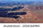 canyonlands grand canyon... | Shutterstock . vector #1026166984