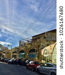 old jaffa in tel aviv in israel   Shutterstock . vector #1026167680