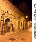 old jaffa in tel aviv in israel   Shutterstock . vector #1026167698