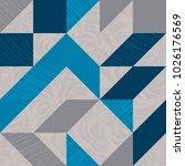seamless abstract pattern....   Shutterstock .eps vector #1026176569