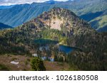 high divide backpacking trail... | Shutterstock . vector #1026180508