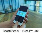 chiang mai  thailand   feb 16... | Shutterstock . vector #1026194380