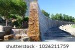 view in downtown wichita ... | Shutterstock . vector #1026211759