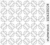 seamless ornamental vector...   Shutterstock .eps vector #1026220228