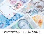 National Croatian Kuna Currenc...