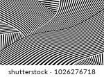 zebra lines design with black... | Shutterstock .eps vector #1026276718