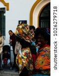 velez malaga  spain   february... | Shutterstock . vector #1026279718