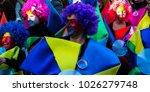velez malaga  spain   february... | Shutterstock . vector #1026279748