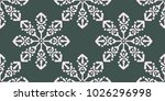 simple modern pattern with... | Shutterstock .eps vector #1026296998